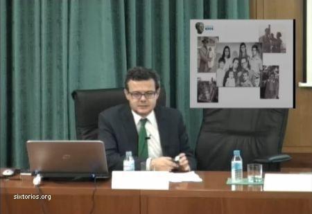 Intervención de David Ríos